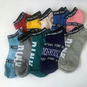 Brand new 10 pairs PINK Sock